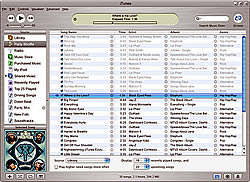 Download the Apple iTunes Software