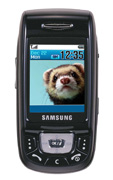 Samsung D500 Camera Phone